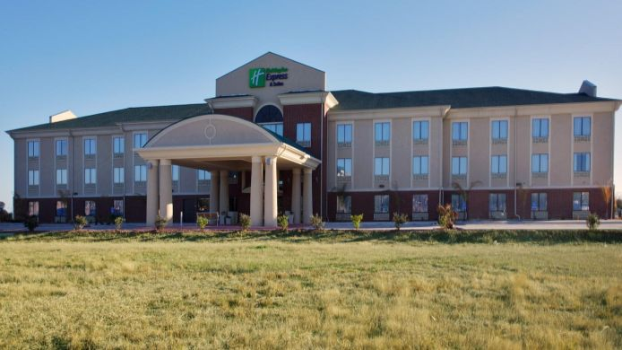 Exterior view Holiday Inn Express & Suites WALLER