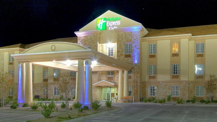 Exterior view Holiday Inn Express & Suites PECOS