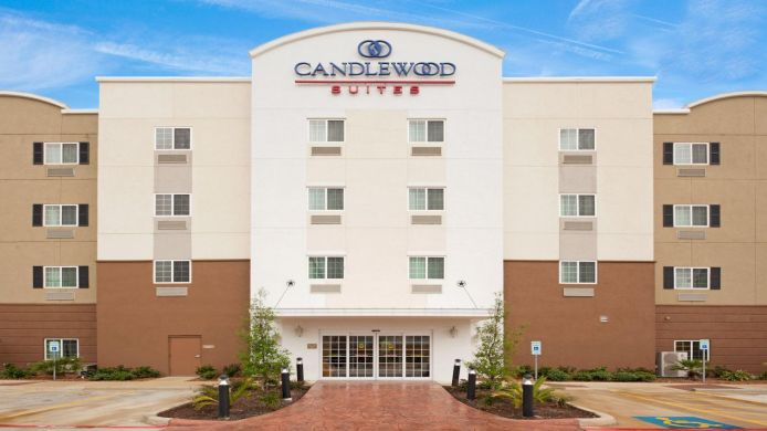 Exterior view Candlewood Suites SAN ANTONIO DOWNTOWN