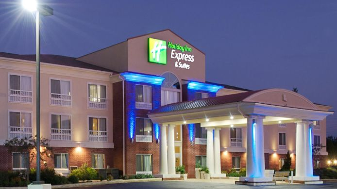 Exterior view Holiday Inn Express & Suites NATCHITOCHES