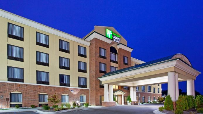 Exterior view Holiday Inn Express & Suites DETROIT - UTICA