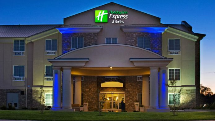 Exterior view Holiday Inn Express & Suites ANDREWS