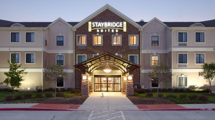 Buitenaanzicht Staybridge Suites FORT WORTH WEST