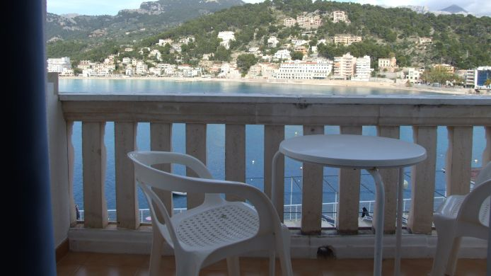 Room with a sea view Citric Soller
