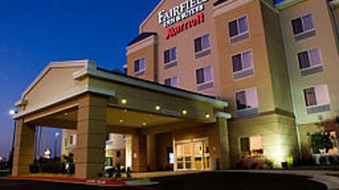 Exterior view Fairfield Inn & Suites Texarkana