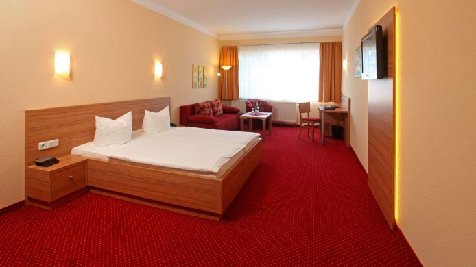 Double room (standard) Sporthotel & Sportcenter