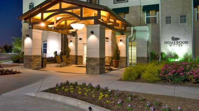 Buitenaanzicht Homewood Suites by Hilton Atlanta I-85-Lawrenceville-Duluth