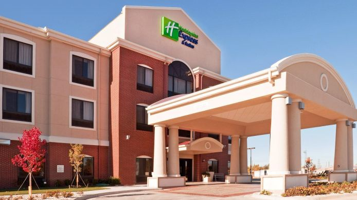 Exterior view Holiday Inn Express & Suites GUYMON