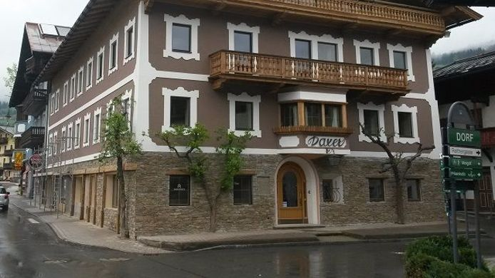Exterior view Vital Hotel Daxer Pension