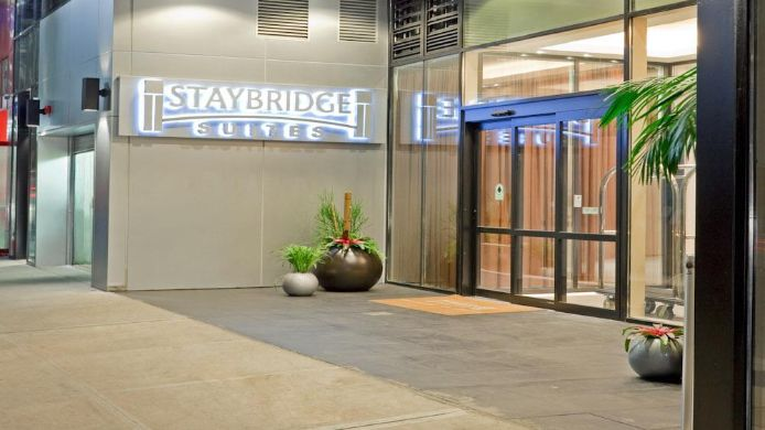 Exterior view Staybridge Suites TIMES SQUARE - NEW YORK CITY
