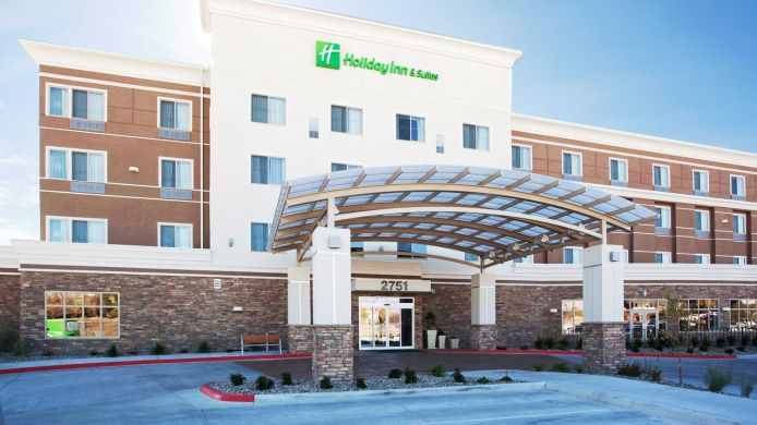 Buitenaanzicht Holiday Inn Hotel & Suites GRAND JUNCTION-AIRPORT