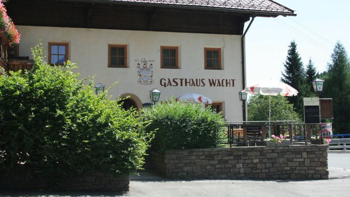 Exterior view Wacht Gasthof