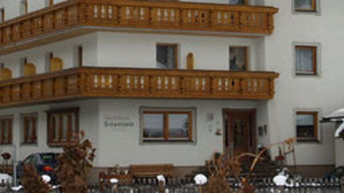 Exterior view HAUS SCHWARZACH Pension
