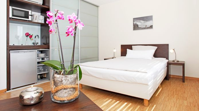 Double room (standard) Paragon Apartments