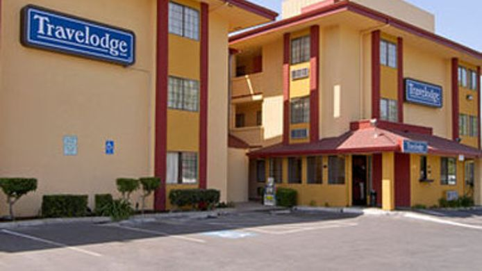 Exterior view TRAVELODGE SACRAMENTO RANCHO C