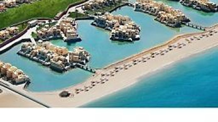 Exterior view The Cove Rotana Resort Ras Al Khaimah