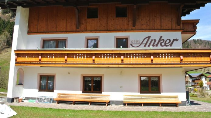 Exterior view Anker Pension