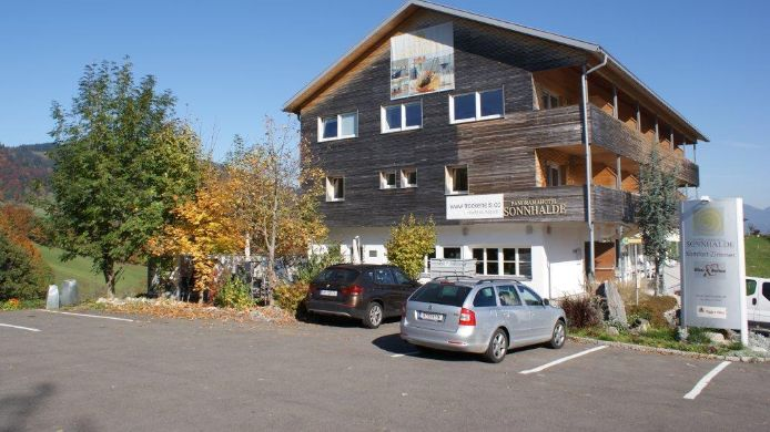 Exterior view Panoramahotel Sonnhalde