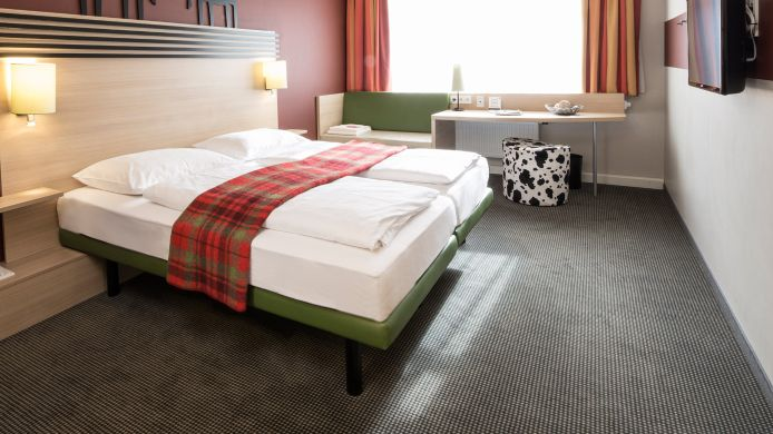Double room (standard) aQi Hotel Schladming
