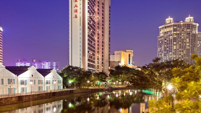 Picture Riverview Four Points by Sheraton Singapore