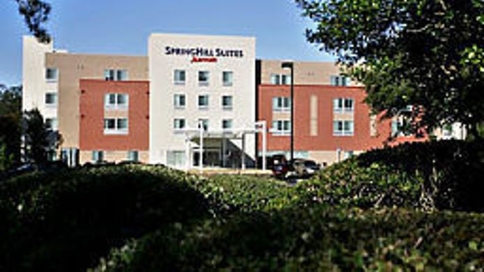 Exterior view SpringHill Suites Tallahassee Central