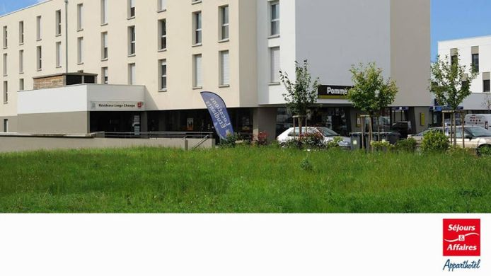 Picture Sejours & Affaires Longs Champs Apparthotel