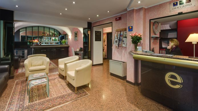 Hotelhalle Comfort Hotel Europa City Center