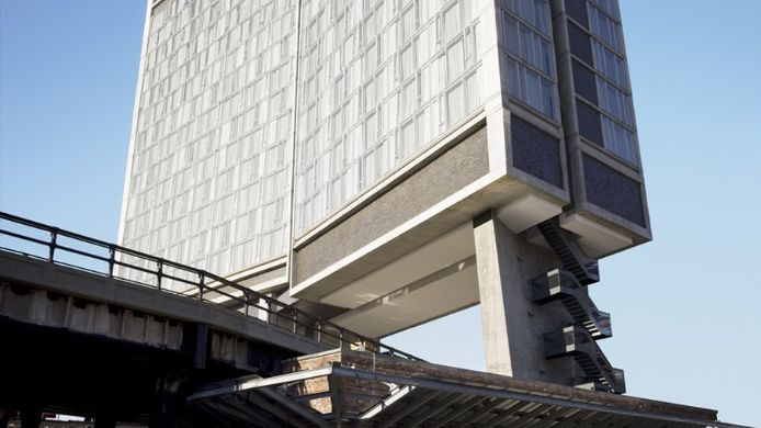 Exterior view THE STANDARD HIGH LINE