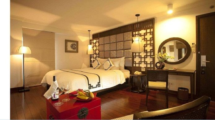 Double room (superior) Church Boutique Hotel Hang Trong