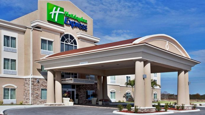 Buitenaanzicht Holiday Inn Express LAKE WALES N-WINTER HAVEN