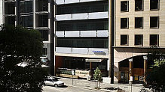 Exterior view CITADINES ST GEORGES TERRACE