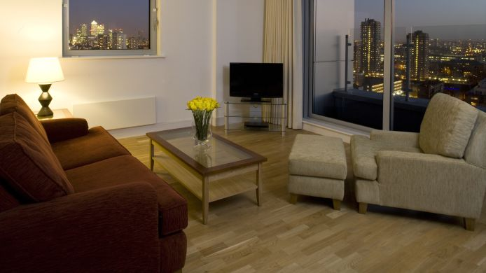 Apartment Marlin Apartments Aldgate