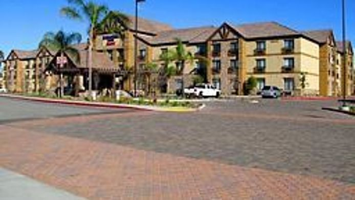 Buitenaanzicht SpringHill Suites Temecula Valley Wine Country