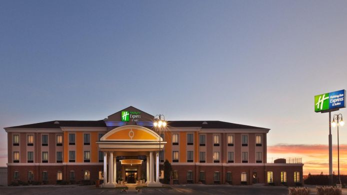 Exterior view Holiday Inn Express & Suites LUBBOCK SOUTHWEST - WOLFFORTH