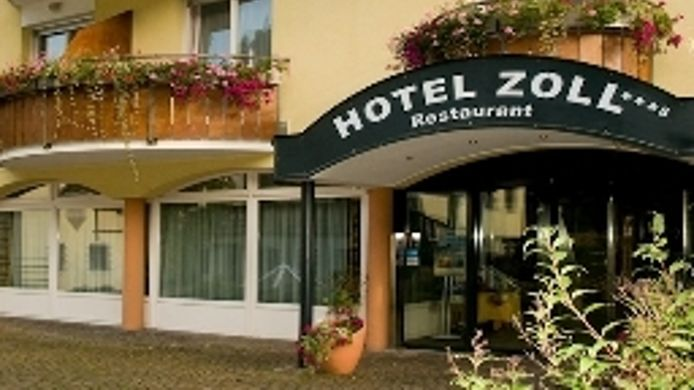 Exterior view Zoll Sporthotel