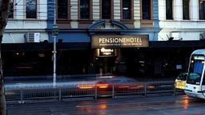 Exterior view PENSIONE HOTEL MELBOURNE