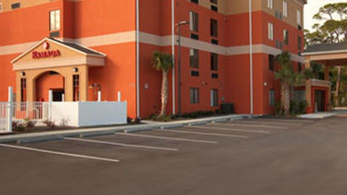 Exterior view RAMADA PANAMA CITY