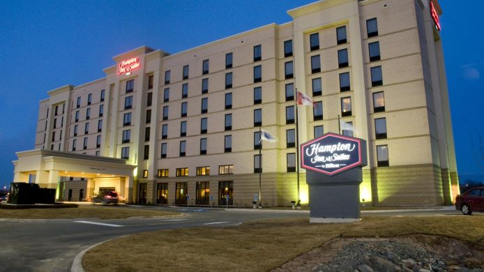Exterior view Hampton Inn - Suites by Hilton Halifax - Dartmouth