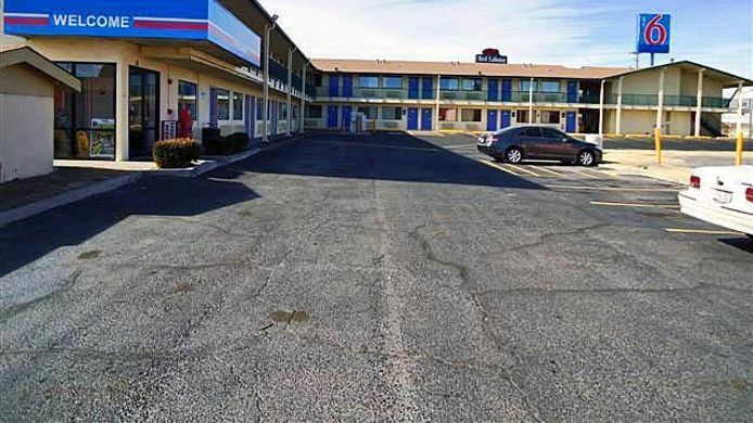 Buitenaanzicht MOTEL 6 AMARILLO WEST