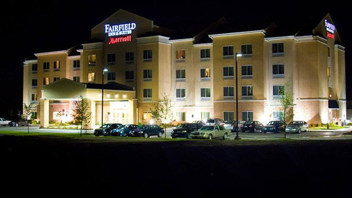 Exterior view Fairfield Inn & Suites Bartlesville