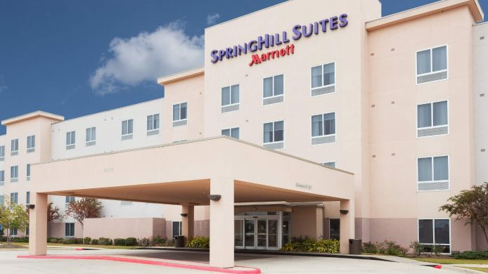 Exterior view SpringHill Suites Shreveport-Bossier City/Louisiana Downs