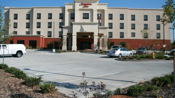 Buitenaanzicht Hampton Inn Denver Northeast-Brighton CO