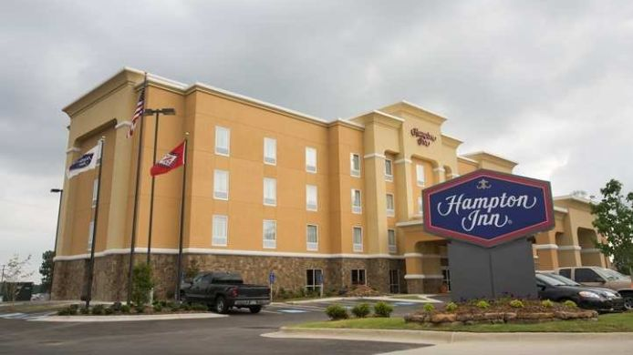 Exterior view Hampton Inn Bryant