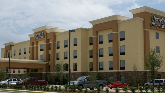 Exterior view Hampton Inn - Suites Ft Worth-Burleson