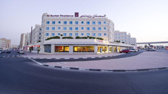 Exterior view Al Bustan Residence Hotel Apartments