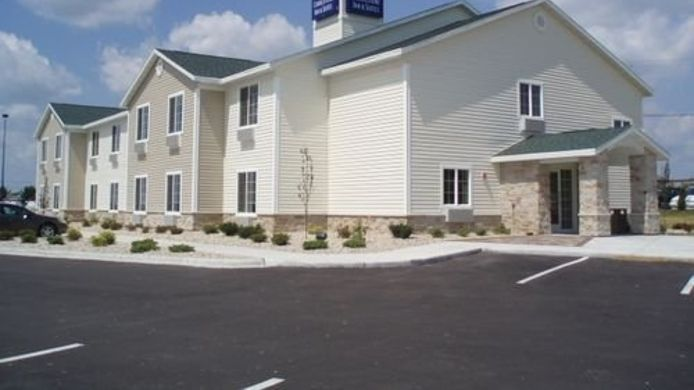 Exterior view COBBLESTONE INN AND SUITES - D