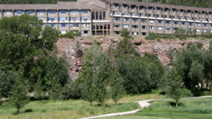 Buitenaanzicht Lodge at Tamarron by Durango Mountain Resort