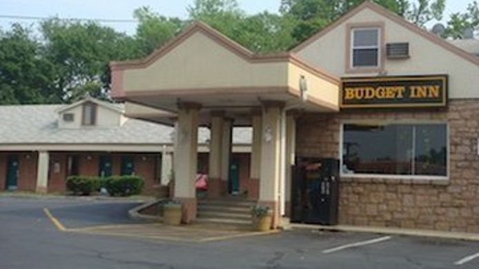 Buitenaanzicht BUDGET INN FALLS CHURCH