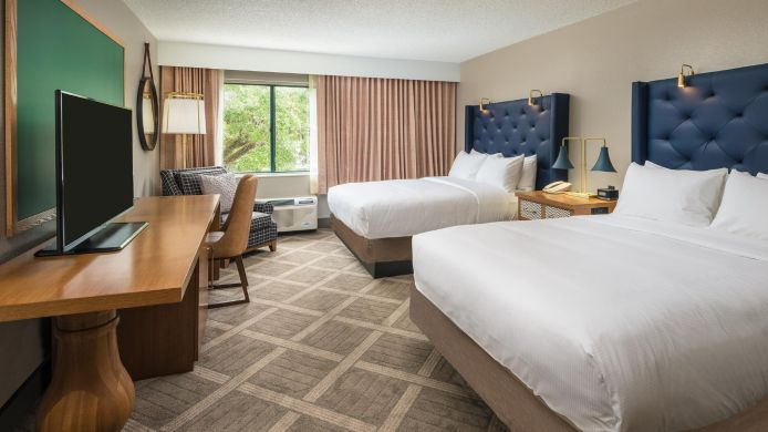 Room DoubleTree by Hilton Gainesville