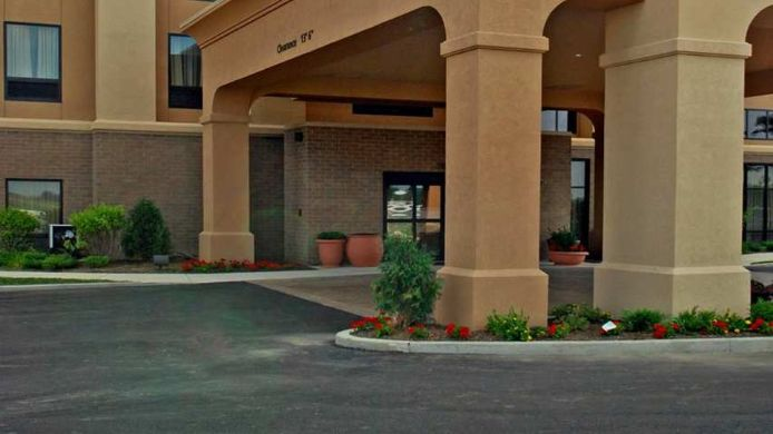 Exterior view Hampton Inn - Suites Greensburg